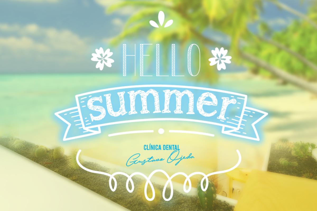 Bienvenido Verano