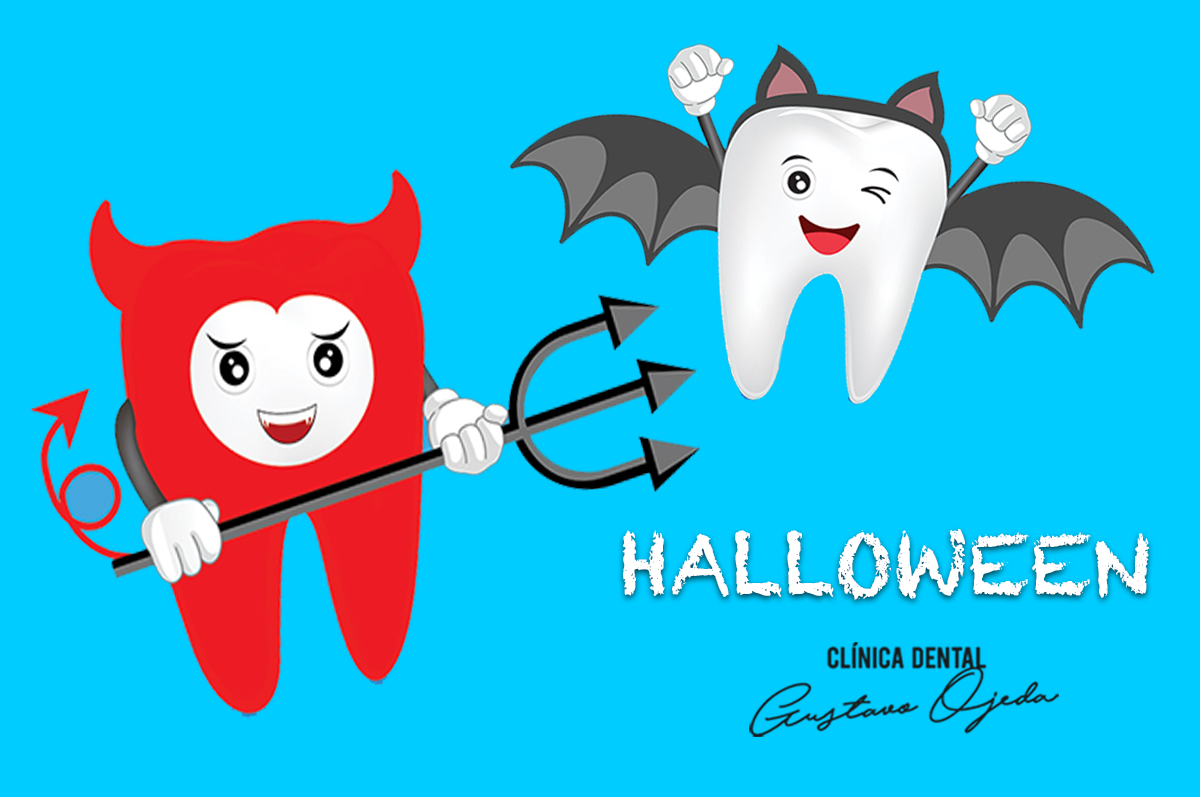 Halloween, chuches y dientes…