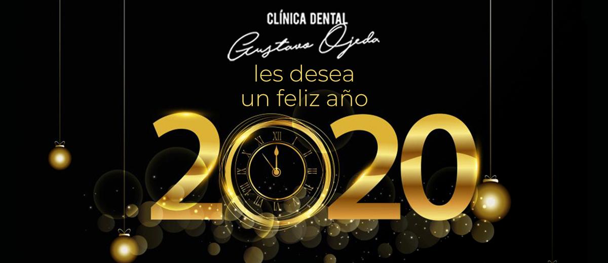 Gracias por la confianza depositada en nosotros y… ¡Feliz Año 2020!